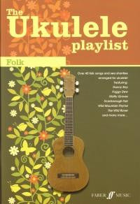 The Ukulele Playlist: Folk Book