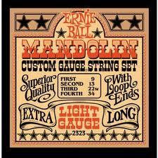 Ernie Ball Mandolin Strings Light