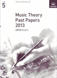 ABRSM Theory Papers Grade 5 2013