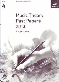 ABRSM Theory Papers Grade 4 2013