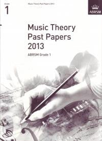 ABRSM Theory Papers Grade 1 2013