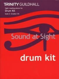 Sound at Sight Drum Kit Grade 5-8 Trinity