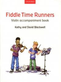 Fiddle Time Runners Violin Accompaniment