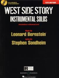West Side Story Instrumental Solos - Flute