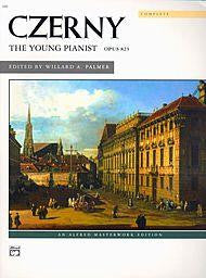 Czerny The Young Pianist Op823 complete