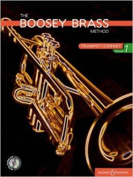 The Boosey Brass Method Trumpet Bk 1