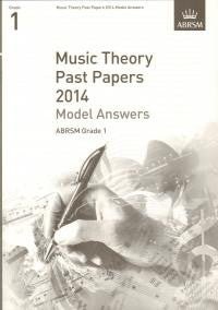 ABRSM Theory Model Answers Grade 1 2014