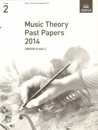 ABRSM Theory Papers Grade 2 2014