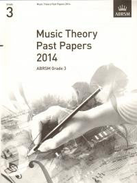 ABRSM Theory Papers Grade 3 2014