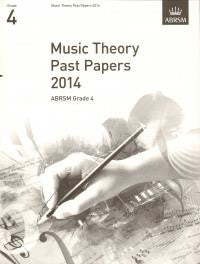 ABRSM Theory Papers Grade 4 2014