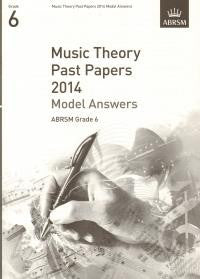 ABRSM Theory Model Answers Grade 6 2014
