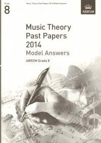 ABRSM Theory Model Answers Grade 8 2014