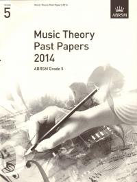 ABRSM Theory Papers Grade 5 2014