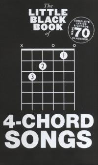 Little Black Book of 4-Chord Songs