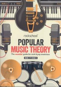 Rockschool Popular Music Theory Grade 6-8