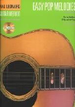 Hal Leonard: Easy Pop Melodies Guitar