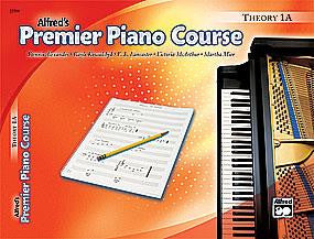Alfred's Premier Piano Course - Theory 1A