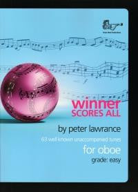 Winner Scores All for Oboe with CD