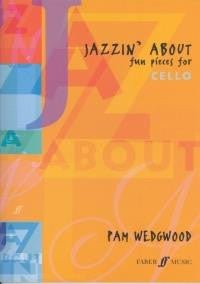 Jazzin' About - Fun Pieces for Cello