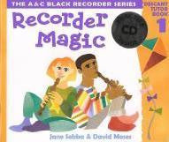 Recorder Magic Descant Book 1 with CD