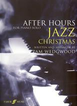 After Hours for Piano Solo Jazz Christmas
