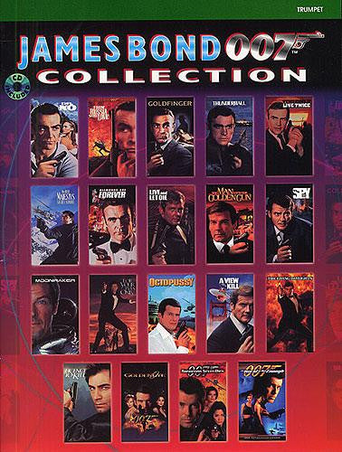 James Bond 007 Collection Trumpet