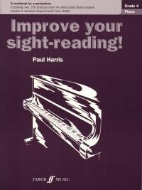 Improve Your Sight Reading Grade 4
