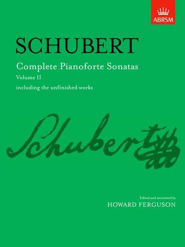 Schubert: Complete Pianoforte Sonatas Vol. 2