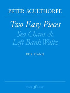 Sculthorpe, Peter: Two Easy Pieces for Piano