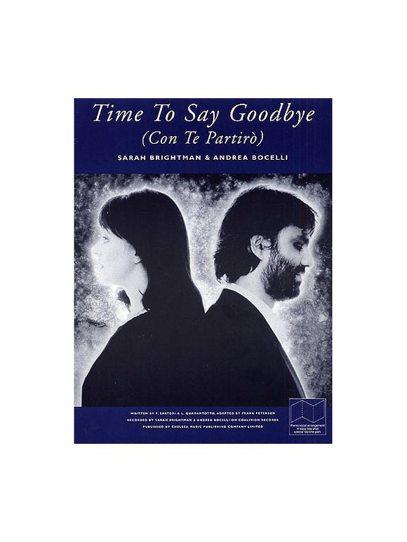 Francesco Sartori: Time To Say Goodbye (Con Te Partir)