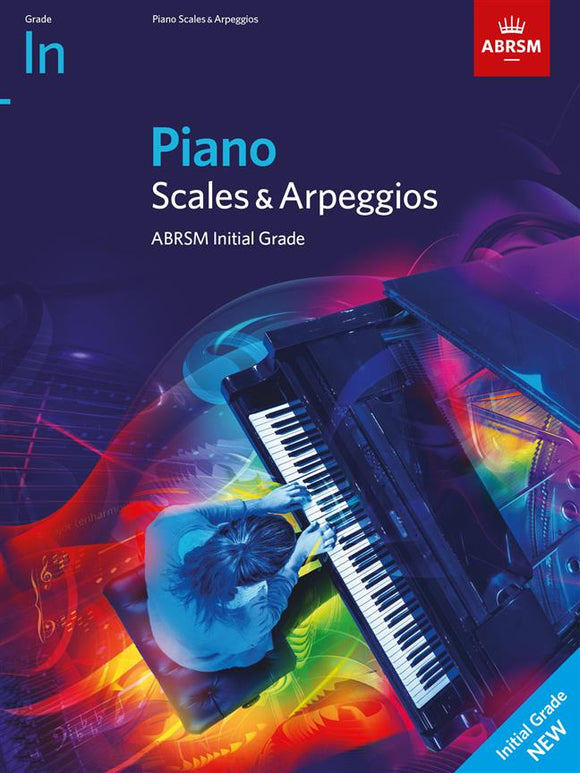 Piano Scales & Arpeggios from 2021