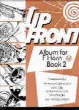 Up Front Album for F Horn Grade 2