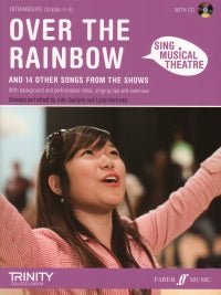 Sing Musical Theatre: Over The Rainbow (Piano/Voice/Guitar)
