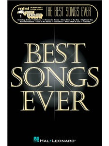 Mini E-Z: The Best Songs Ever (Piano)