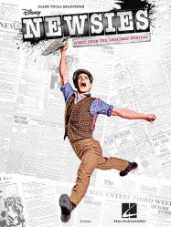 Newsies Music from the Broadway Musical