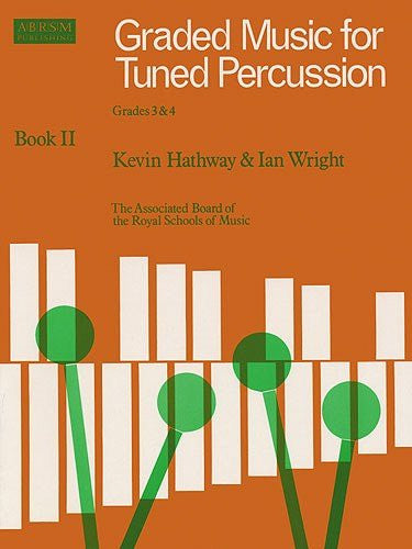 Graded Music for Tuned Percussion Gds 3 & 4