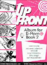 Up Front Album for Eb Horn Book 2