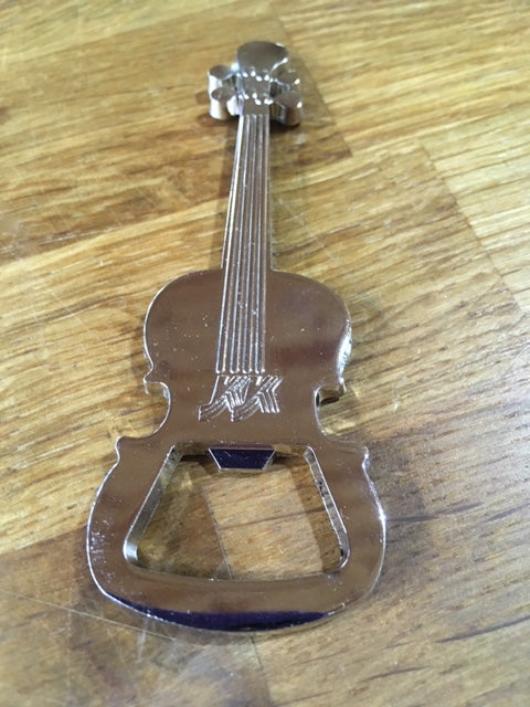R Crafts Magnetic Violin Bottle Opener