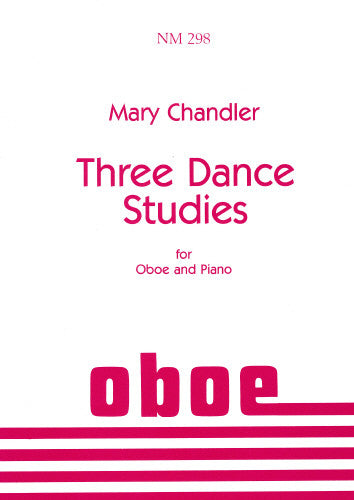 Chandler, M.: Three Dance Studies