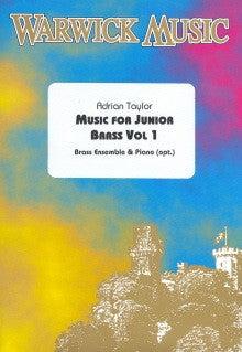 Taylor: Music for Junior Brass Vol.1