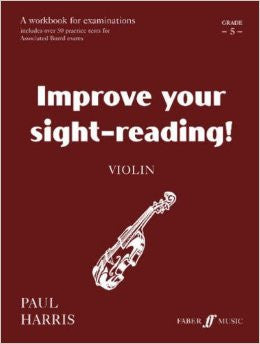 Improve Your Sight Reading - Violin Grade 5 (Old)