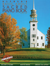 Alfred's Basic Adult Piano Course - Sacred Book (Level 1)