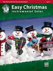 Easy Christmas Instrumental Solos: Viola
