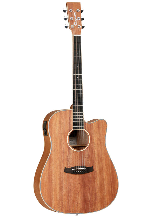 Tanglewood TWUDCE Union Dreadnought Cutaway Electroacoustic Guitar