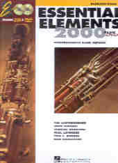 Essential Elements 2000 Book 1 Bassoon Book & Cd