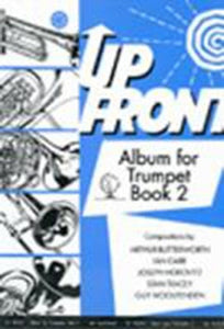 Up Front - Album for Trumpet Book 2