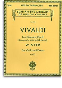 Vivaldi: Four Seasons Winter, Op. 8