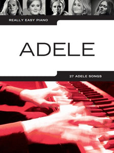 Really Easy Piano - Adele (Updated Edition)