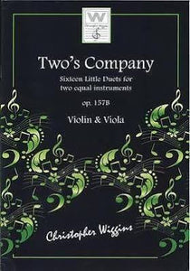 Two's Company - Duets for Violin & Viola