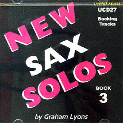 New Alto Sax Solos Book 3